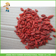 Online wholesale Ningxia New Crop 280&380 <strong>grains</strong>/50gram Dried Goji Berry