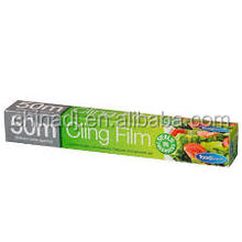 Factory hot sell 7 mic cling food packaging film