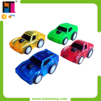 Hot Sale Promotion Item Plastic Mini Model Car