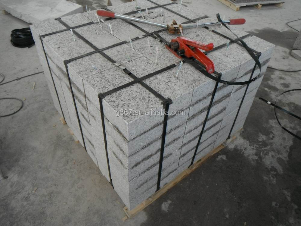 Red China Granite used for wall stone and paving stone