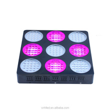 Dimmable full spectrum indoor 330W led plant grow light panel