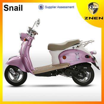 2017 Chinese cheap 25km/h and 45km/h gas scooter electric scooter motorcycle and parts