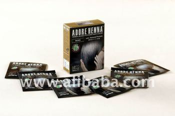Adore Henna Black with Natural Protein
