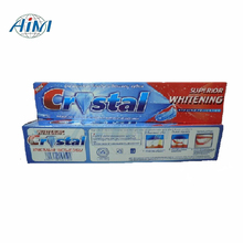 Hot sale bad breath cure whitening herbal dentist toothpaste for adults