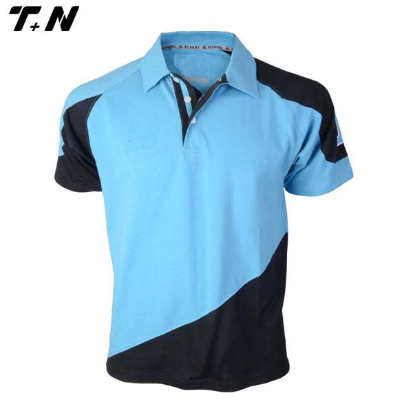 Oem new design pattern sublimated cricket jersey