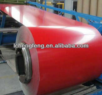 Top brand color coated steel coil,color coated galvanized steel sheet in coil