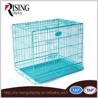 High-quality and High-end Custom Durable Colorful Stainless Steel Pet Cage