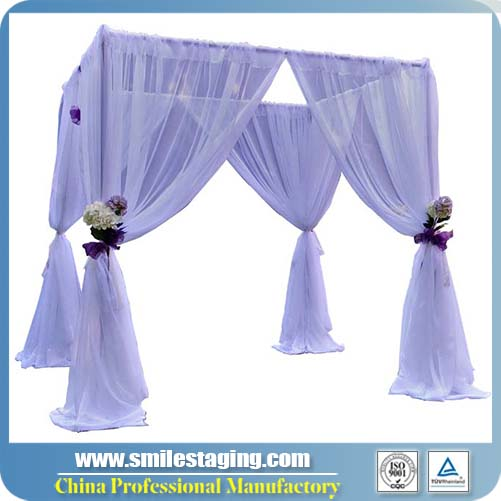 Event Management Wedding Backdrop Kits Pipe And Drape Kits