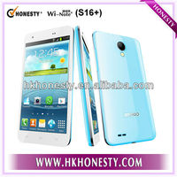 5 inch MT6589 Android Quad Core Mobile Phone with Bluetooth Dual Sim