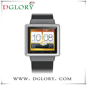 DG-S6 1.54 inch 3G android smart watch phone 512MB/4GB