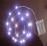 Decoration Wedding Party LED Flashing Christmas Lights Motor