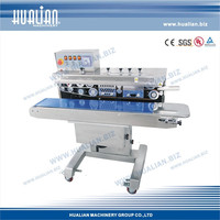 HUALIAN 2016 Automatic Continuous Sealing Machine