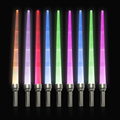 Party Suppliers Custom Led Light Stick Color Changing Retractable Led Stick