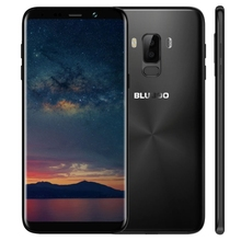 Free Sample BLUBOO S8+, 4GB+64GB Dual Rear Cameras, Fingerprint Identification, 6.0 inch Android 7.0 MTK6750T