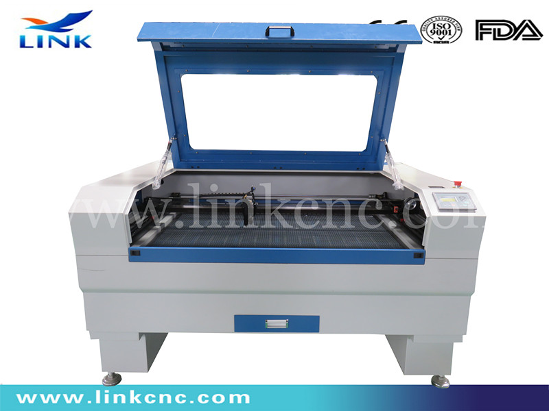 Cheap China 1290 1390 1610 1325 cnc laser cutter fabric textile / laser cutting machine for plastic film