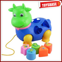 Bull rodeo toy
