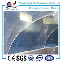 customized acrylic aquarium tunnel on sale for acrylic aquarium tunnel project / acrylic tunnel oceanarium