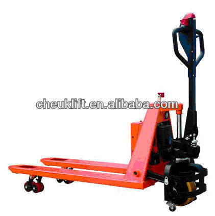 200mm Semi-electric pallet truck price SPT15