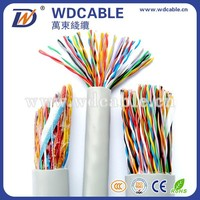 10 Pair Jelly Filled Outdoor Telephone Cable