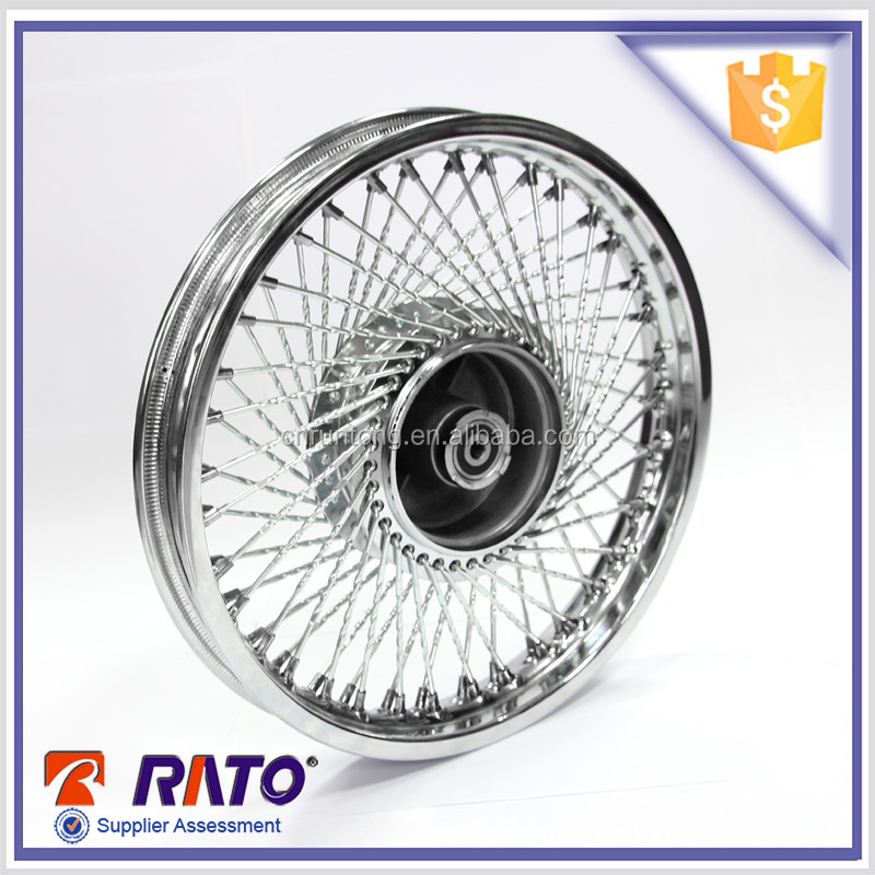 High perfomance cheap motorcycle front wheels for 70cc