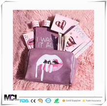 2017 Amazon newest kylie jenner cosmetics take me on vocation set matt liquid lipstick on hot sell for wholesell