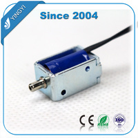 Normal open mini air control valve DC 3V, solenoid air valve