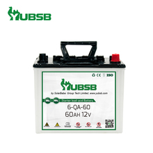 Japan dry lead acid car batteries in China 24V car battery factory price