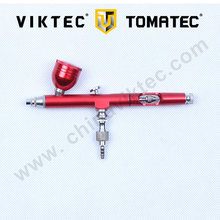 VIKTEC 7cc New Version with the Aluminum Body Cake Decorating <strong>Airbrush</strong>