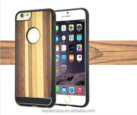 real wood phone case cover for iPhone 6
