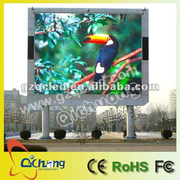 P10 curve led display screen led display sign for bus led numeric display