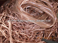 Copper Scrap Barley