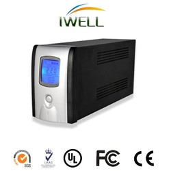 electrical equipment 220VAC LCD display 1000VA offline home UPS