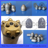 raw material tungsten carbide button bits for rock drill bits