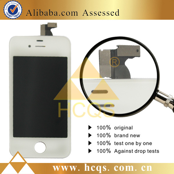 NEW lcd digitizer screen For iphone 4S lcd touch screen glass