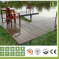 Redwood WPC Composite Decking/Cheap Board/Composite Floor Deck Shaping