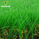 Anti-UV Tricolor Synthetic Artificial Turf Fake Grass for Garden Landscape Artificial Grass