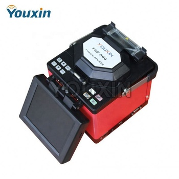 Fusion Splicer price FTTH for drop cable and path cord