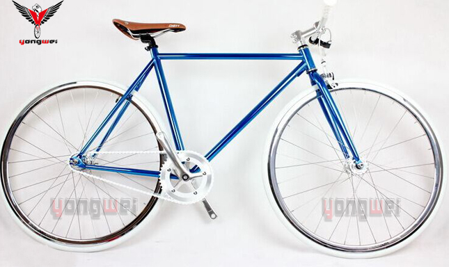 OEM classic fixie bike wholesale 700C steel fixie bike fixed gear bike single speed with EN certificate