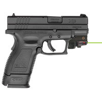 Military Invisible Green Laser Sight for Pistol