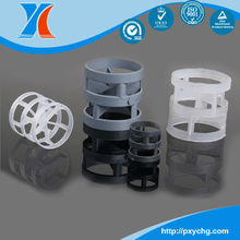 Small Specific Gravity Plastic Pall Ring Random Tower Packing