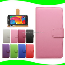 new leather wallet cashing phone for lg p715 touch screen case,back cover for lg l45,for mann zug 3 mobile phones case