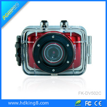 High Quality, Specially Designed Waterproof Digital Camera with 2.0 Inch LCD Screen