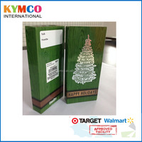 Christmas Tree Place Gift Card Holder / Money General Gift Holder Paper Box Dollar