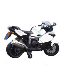 Factory cheap kids 12v electric motorcycle with MP3