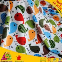 MOQ 10mts customized environment friendly Oeko Tex 100 Europe fashion print baby bedding fabrics