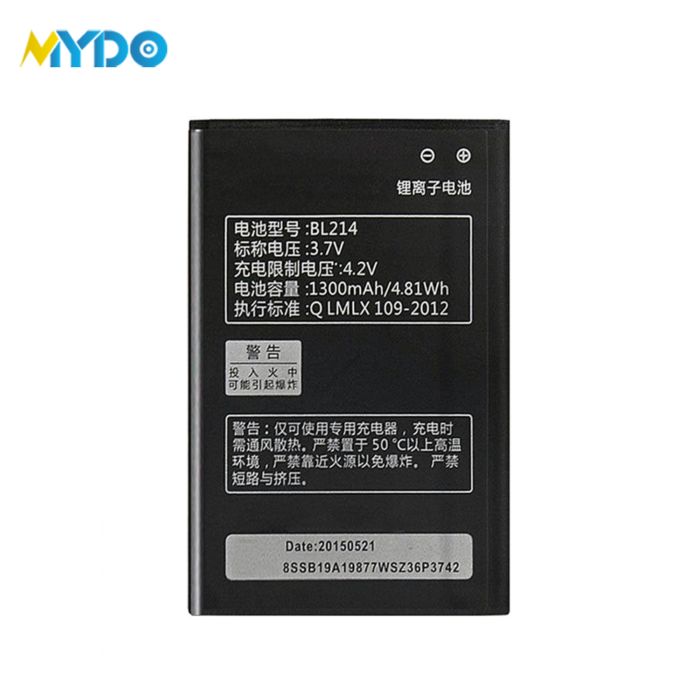 BL214 battery for lenovo A300T A208T A269 A305E A316 A316i