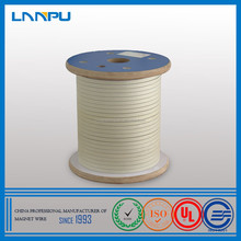 2016 hot sale fiberglass covered copper wires for large motor and transformer winding