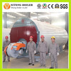 China diesel boiler supply , high quality steam boiler for food processing !