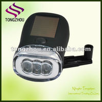 Solar dynamo 3 LED Bicycle light,bicycle lamp,bicycle light
