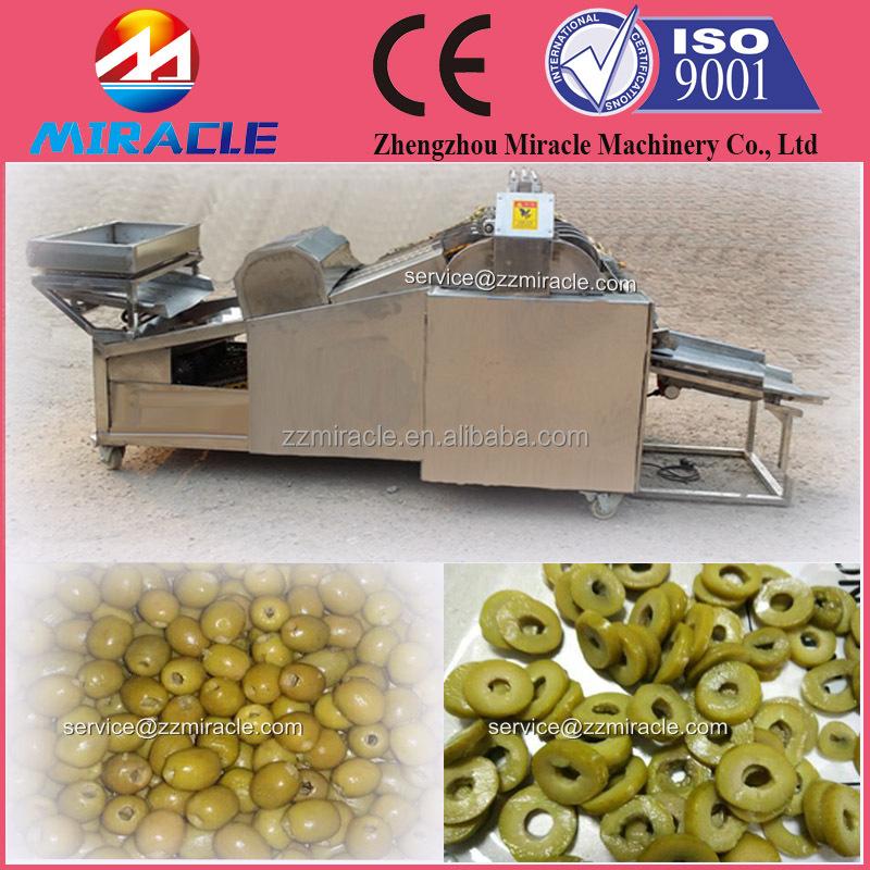 olive pitting machine